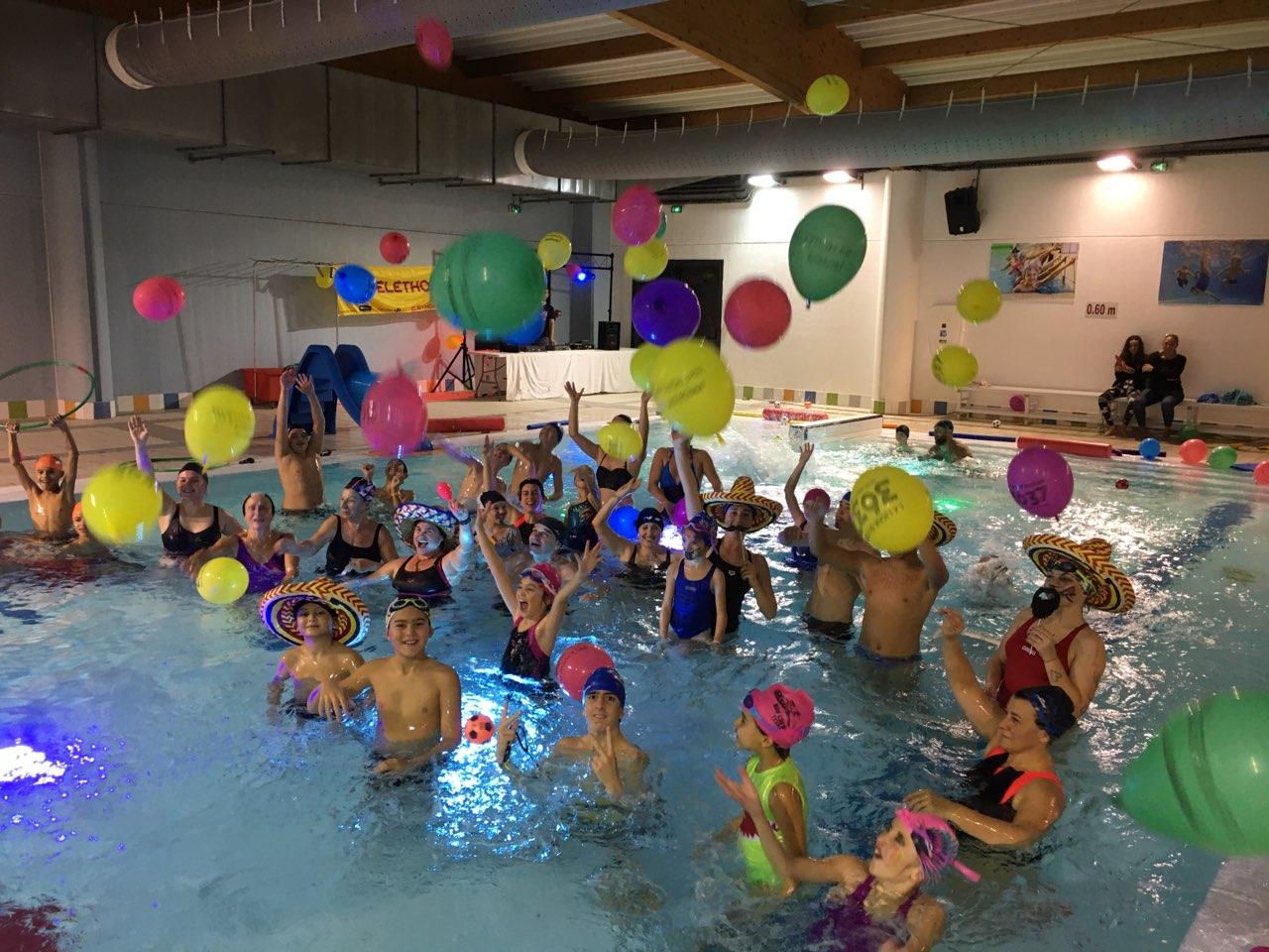 """Soirée """"Aqua Latino"""" au complexe sportif Calvi-Balagne pour le Téléthon"""