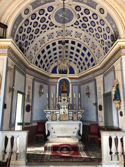 Calvi :Les objets d'arts de la  Chapelle de Notre Dame de la Serra seront restaurés