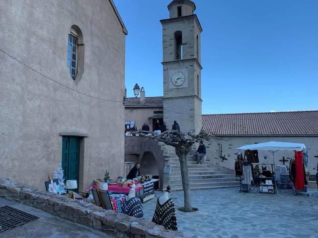 Gros succès pour le 18ème marché de Noël de Castifao