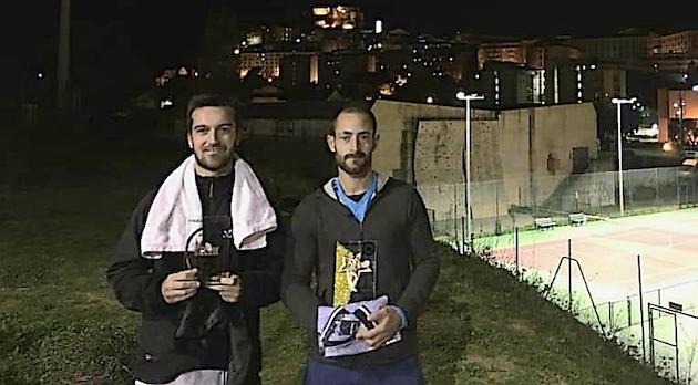 Sammy Bakkar et Laurent Luciani