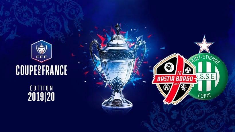 Coupe de France : ce sera Saint-Etienne pour le FC Bastia-Borgo