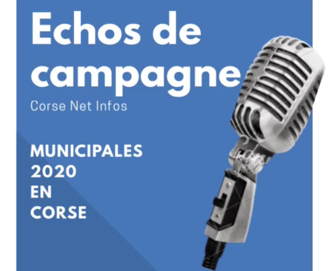 Municipales en Corse : échos de campagne du 12 décembre