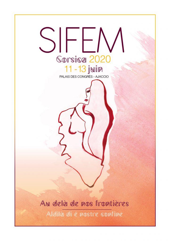 Le 7ème congrès annuel de la Société d'Imagerie de la Femme aura lieu au Palais des Congrès d'Ajaccio en juin 2020