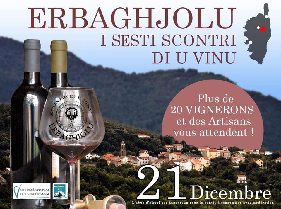 Erbaghjolu : J-7 Scontri di u vinu
