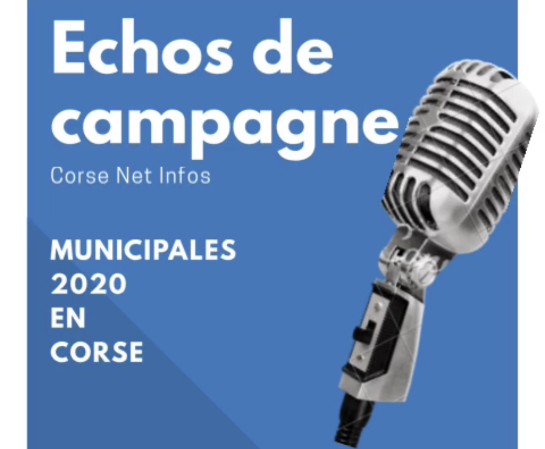 Municipales en Corse : échos de campagne du 15 décembre