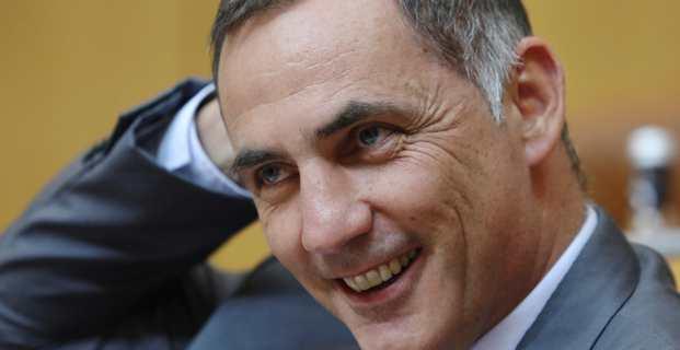 Gilles Simeoni, patron de Femu a Corsica et président du Conseil exécutif de la Collectivité de Corse. Photo Michel Luccioni.