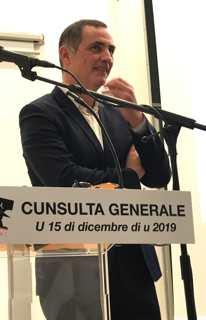 Gilles Simeoni : « Notre détermination à construire ce pays est plus forte que jamais. Rien ne nous en détournera »