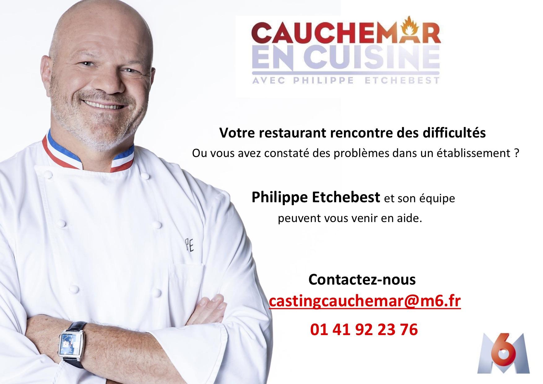 Cauchemar en cuisine cherche des candidats en Corse