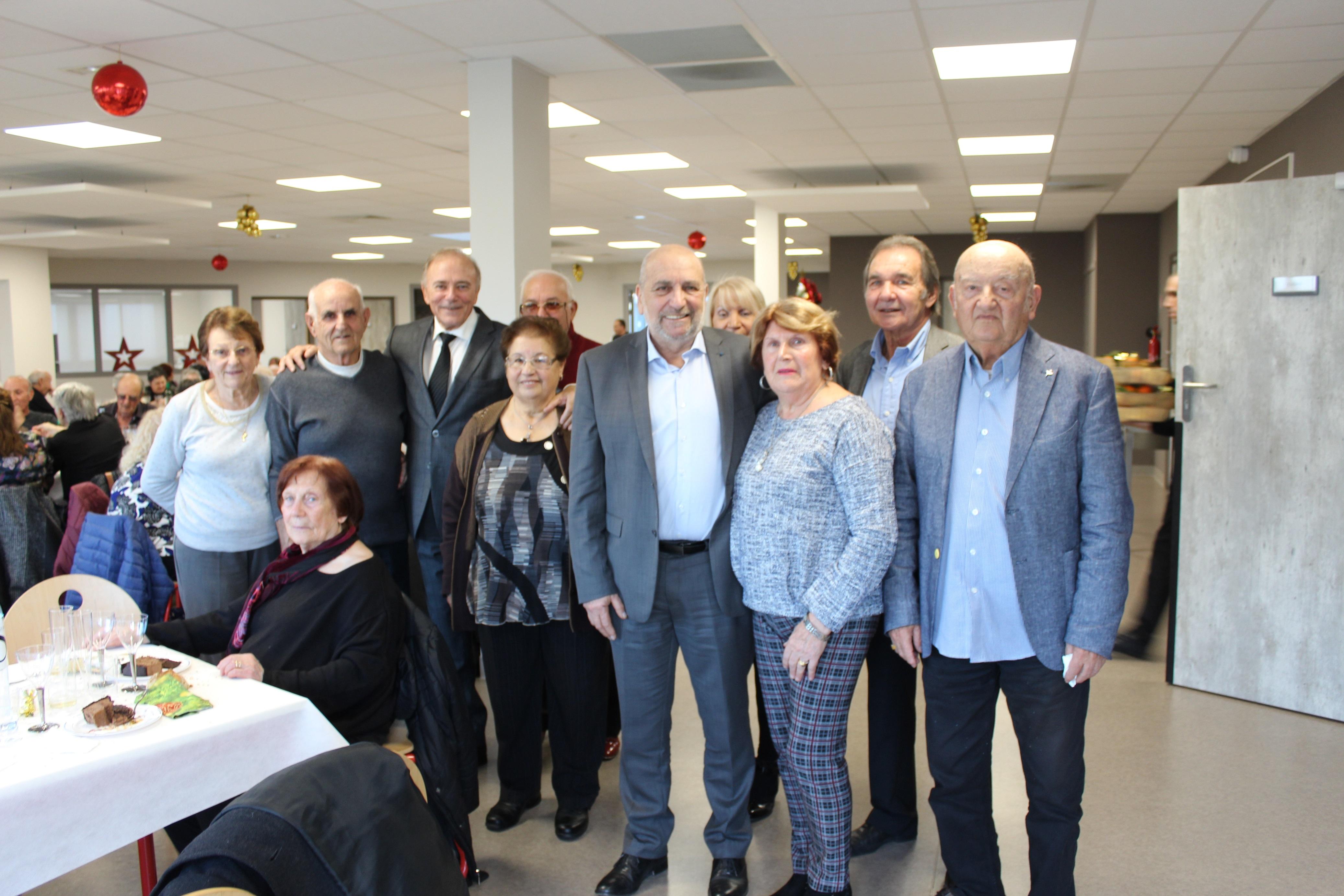 Biguglia : La municipalité fête les anciens !