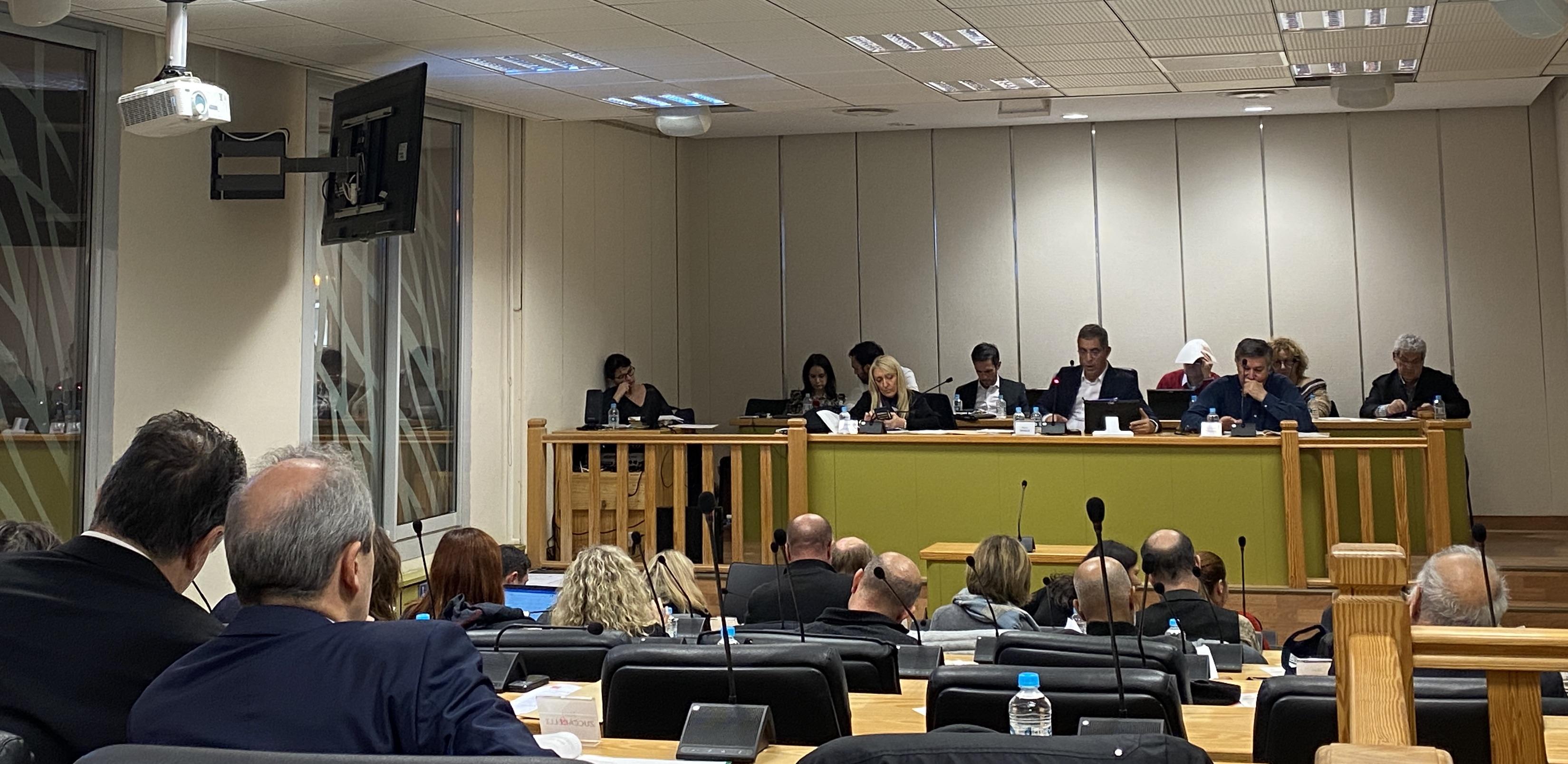 Bastia : le conseil municipal vote, à l'unanimité, l'achat de deux parcelles à l'Etat