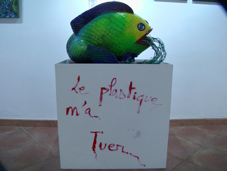 Bastia : une  belle expo sur le thème de l'environnement