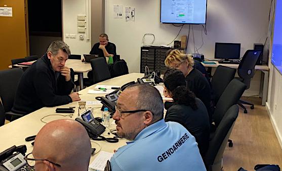 Le préfet de Haute-Corse a activé le centre opérationnel départemental.