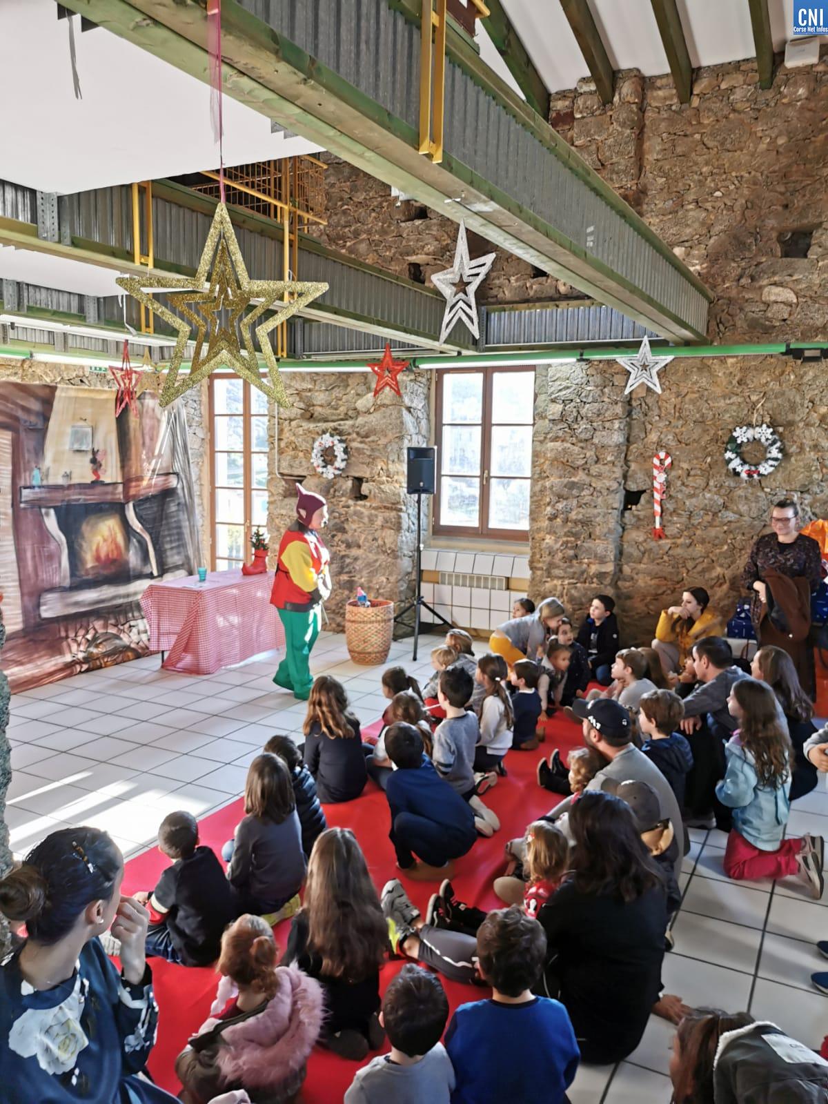Noël commun pour les sapeurs-pompiers de Balagne, Giussani et Falasorma