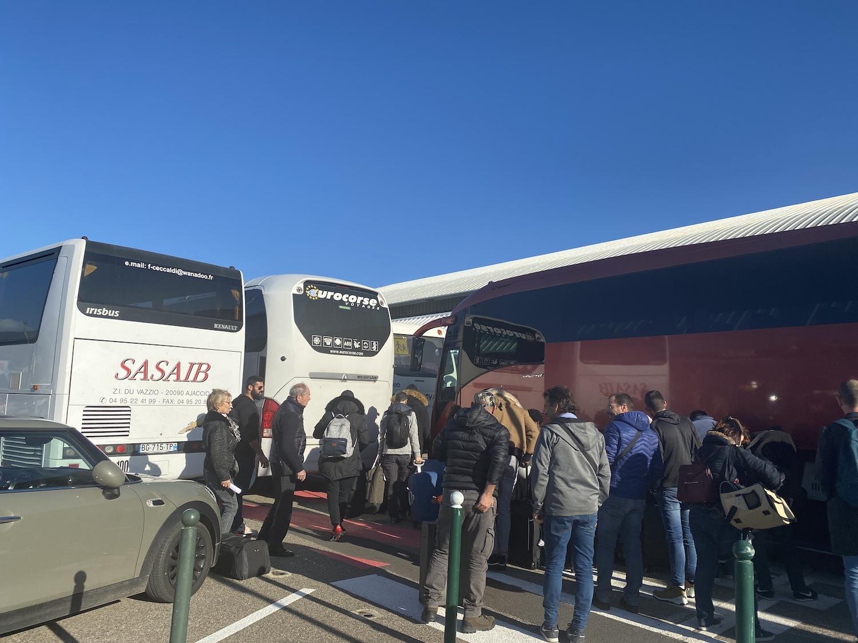 Pont aérien à l'aéroport de Bastia-Poretta : Air Corsica assure...