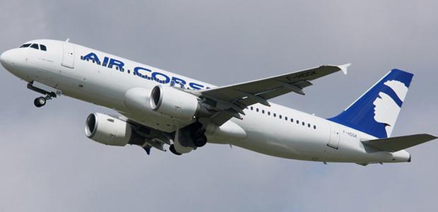 13 avions ont transporté 11 000 passagers d'Air Corsica le 23 Décembre