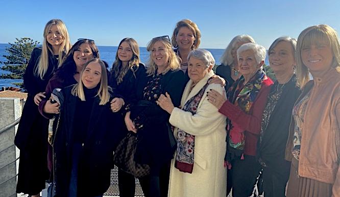 L'association la Marie Do de Haute-Corse intègre une équipe plus jeune avec Vanessa Figarella (à gauche) à sa tête