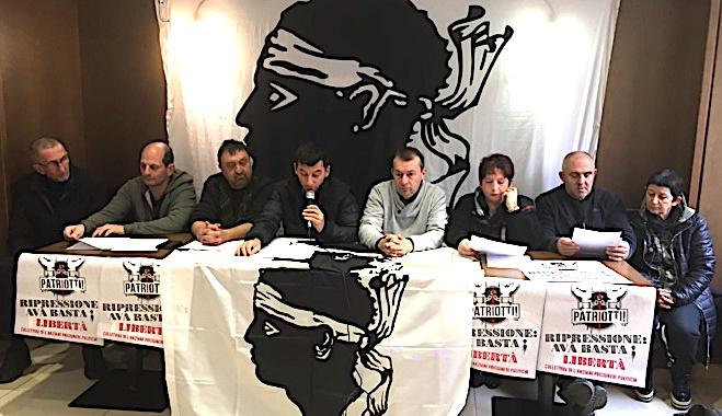 Procès de Paris : le soutien de Patriotti aux 8 prévenus