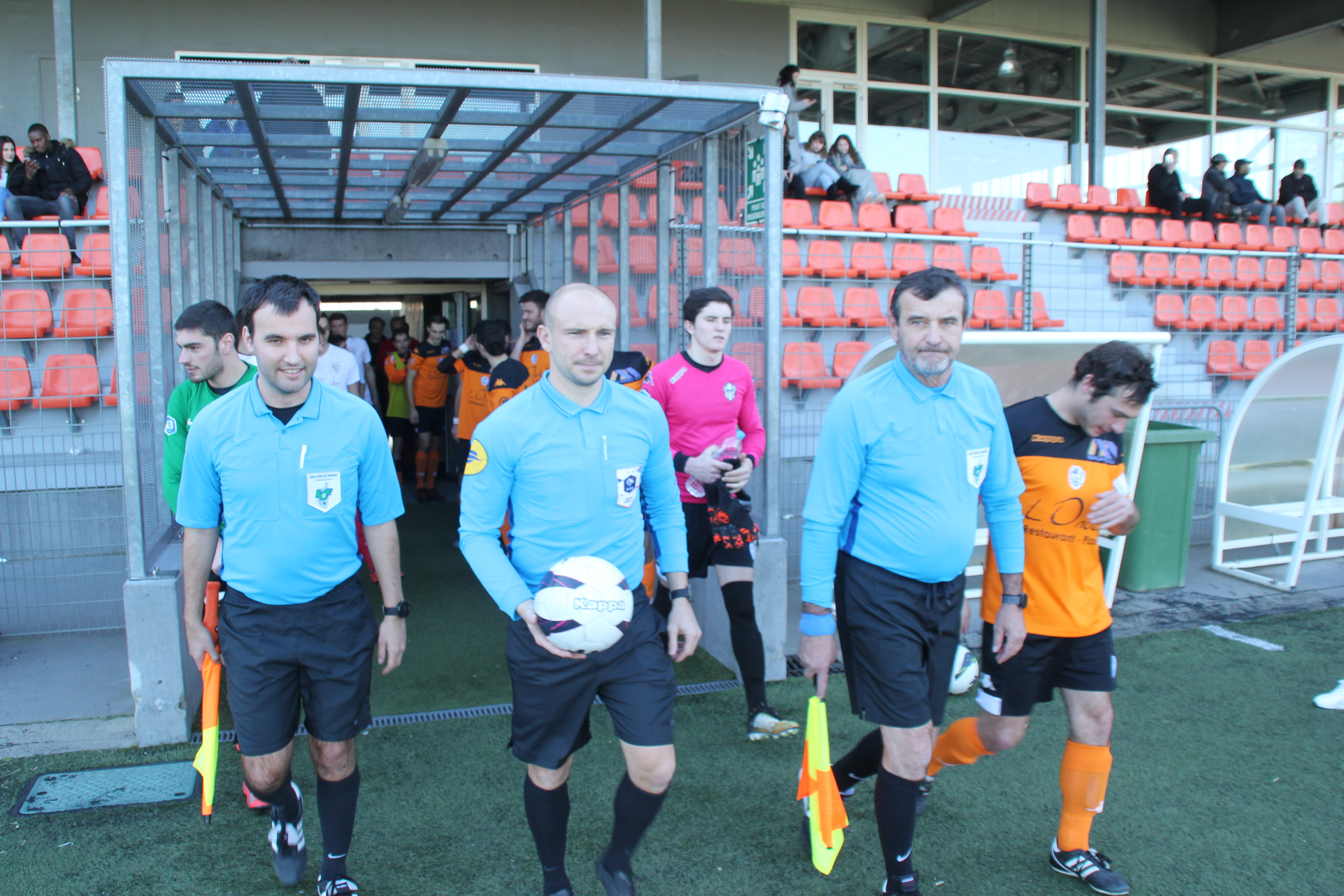 Foot amateur : Bonifacio passe en Challenge Stra