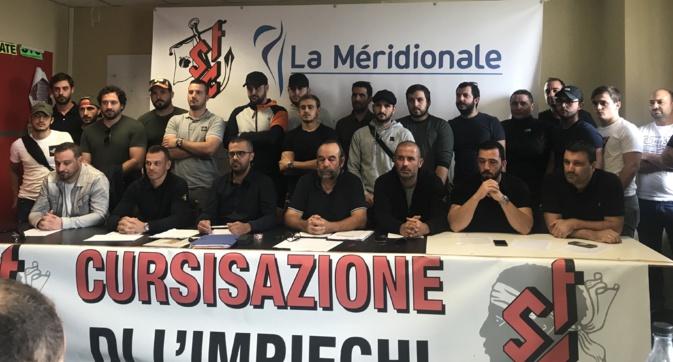 """Le STC appelle """" à une entente entre Corsica Linea et La Méridionale"""""""