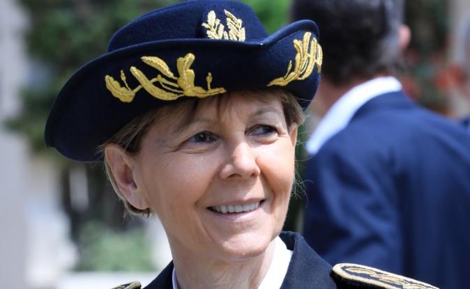 Josiane Chevalier, préfète de la région Corse.