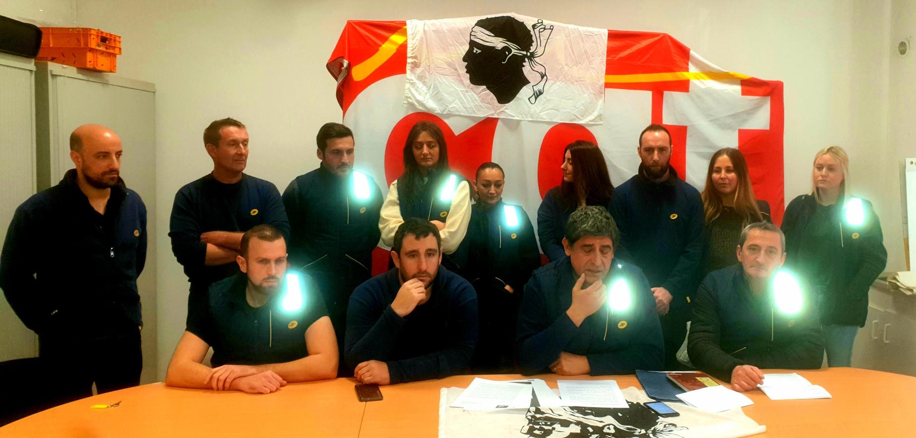 Réorganisation du réseau postal aérien en Corse : La CGT-FAPT monte au créneau