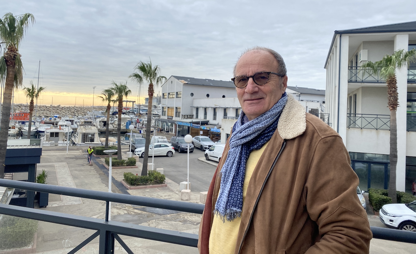 Michel Rossi, maire de Ville di Petrabugno