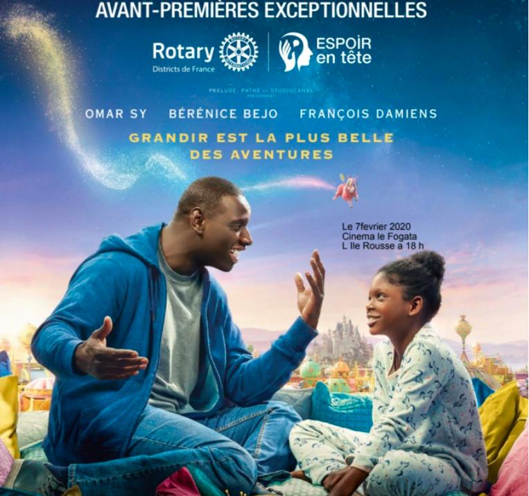"""Avec le Rotary """"Le Prince oublié"""" en sortie spéciale le 7 février à l'Ile-Rousse"""