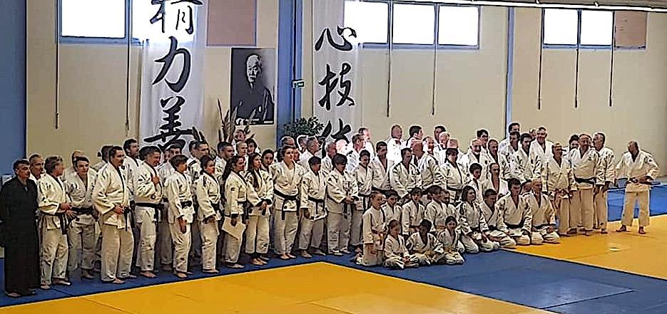 Ligue corse de Judo : vœux, remise de récompenses et tournoi de France cadet