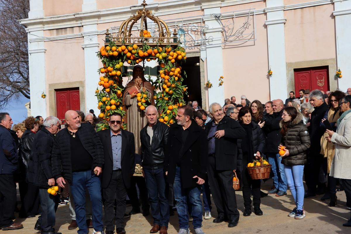 Aregnu a fêté la Saint-Antoine dans la tradition