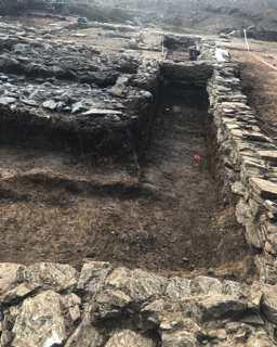 Archéologie corse : Un habitat antique remarquable, très bien conservé et inédit découvert à Bastia
