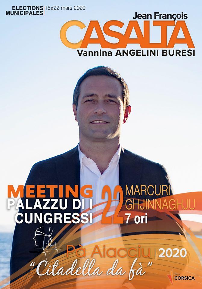 Municipales 2020 : Échos de campagne du 21 janvier 2020