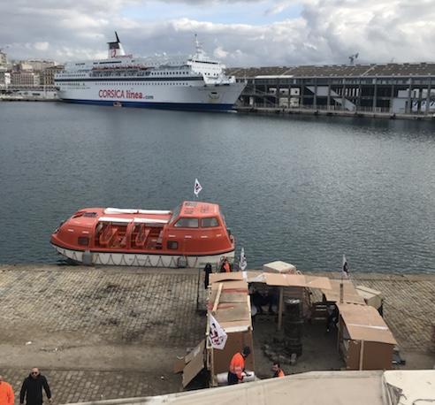 Remorques dégradées sur le port de Marseille : les précisions du STC