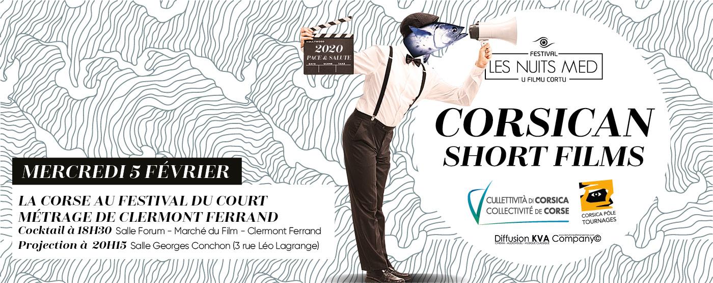 La Corse s'invite au festival du du court-métrage de Clermont-Ferrand