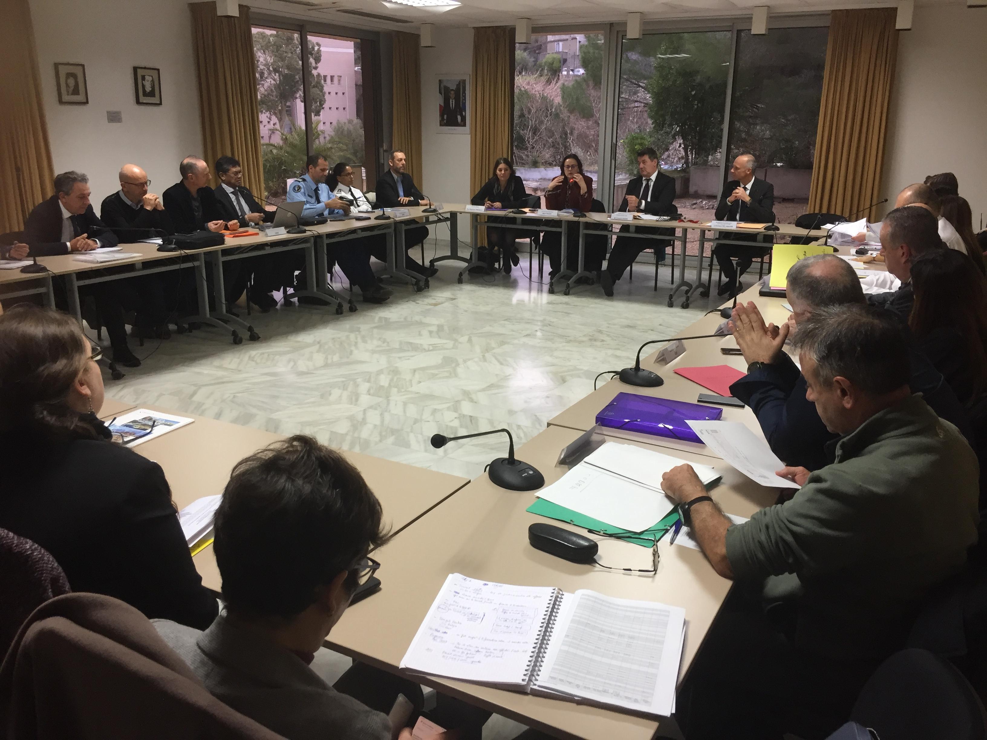 Lutte contre les fraudes : Le CODAF de Haute-Corse dresse un bilan satisfaisant