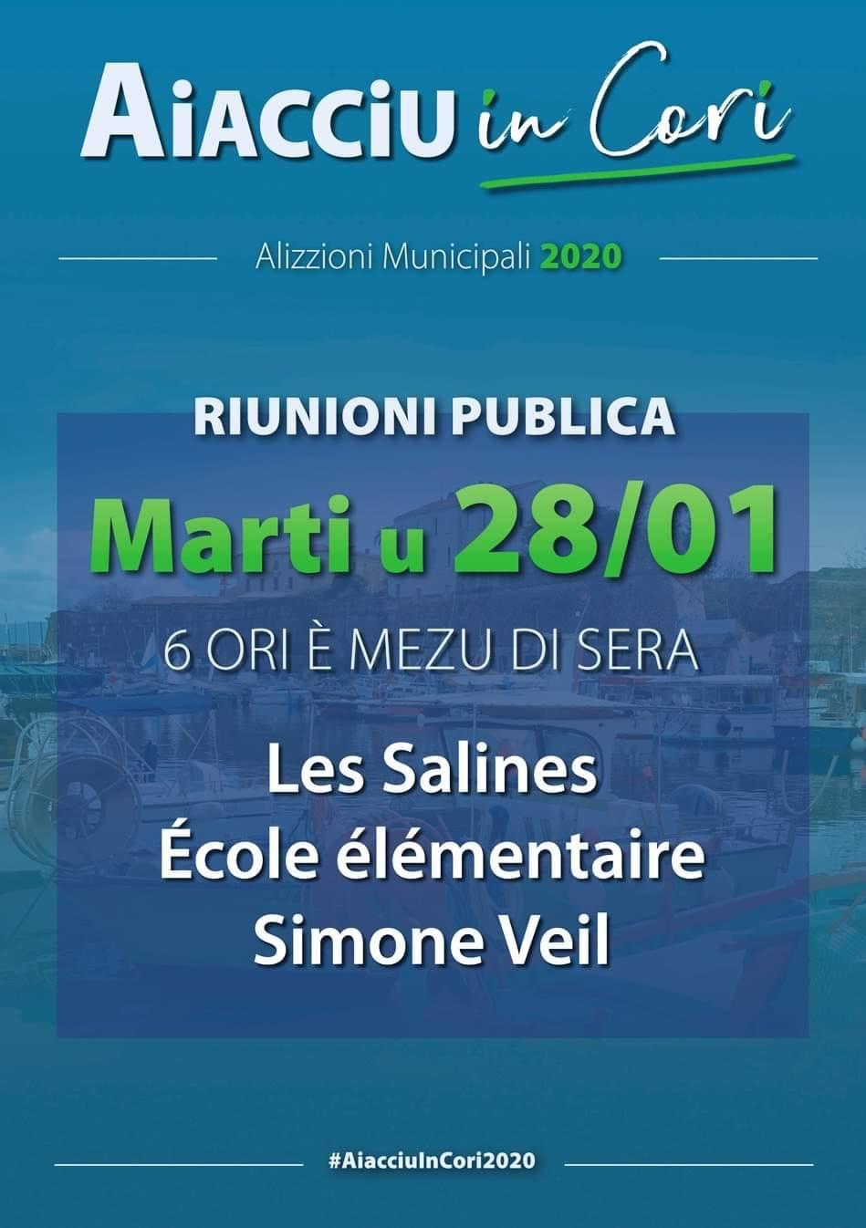 Municipales 2020 : Échos de campagne du 26 janvier 2020