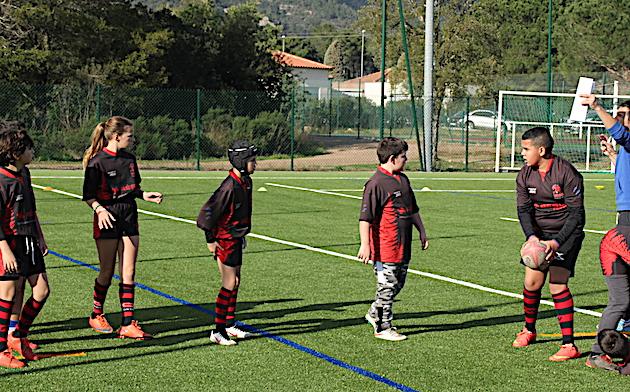 Rugby : une belle journée dans l'extrême sud