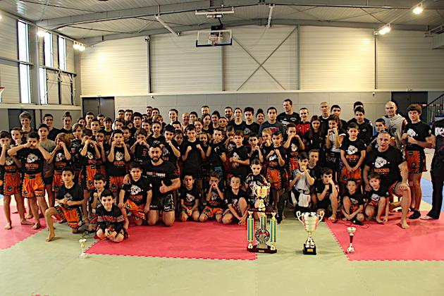 Kick Boxing : une première pour Yohan Lidon à Porto-Vecchio