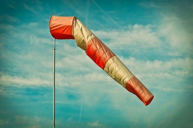 La Corse placée en vigilance jaune au vent violent mardi 28 janvier