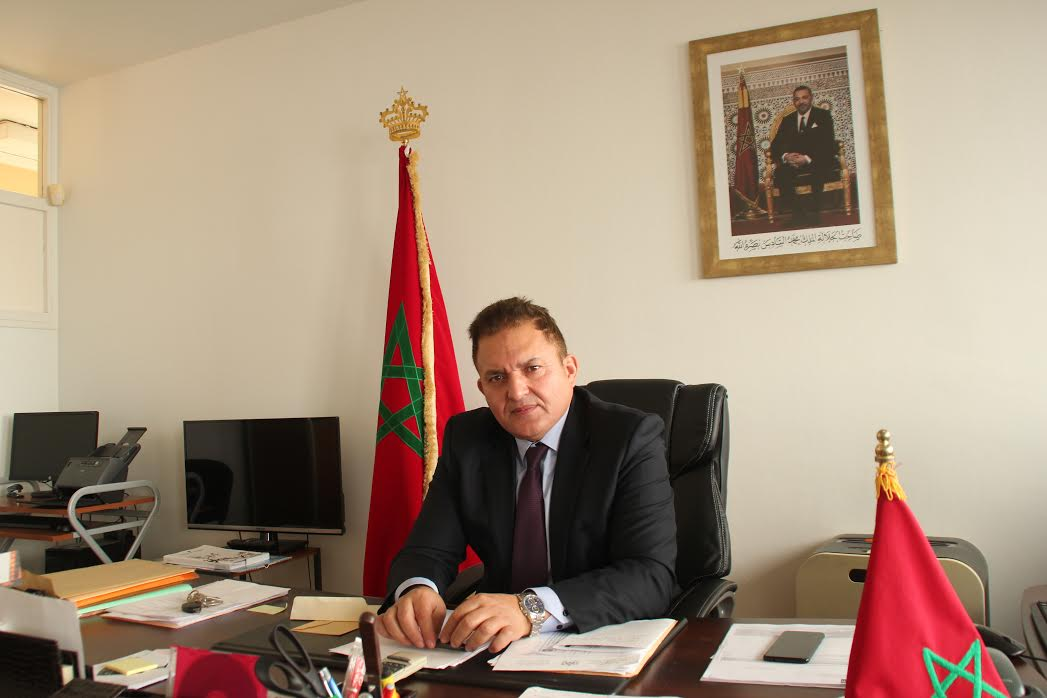 Corse-Maroc : Mohamed Harrak, consul général à Bastia, veut aller de l'avant