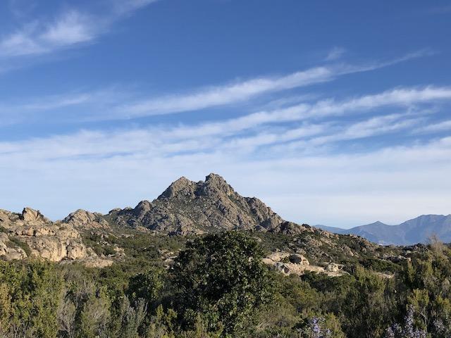 Météo Corse :  Du soleil mais un petit coup froid en milieu de semaine