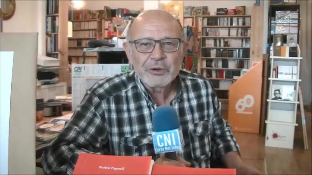 Norbert Paganelli organise ce mercredi un atelier d'écriture à Olmeto
