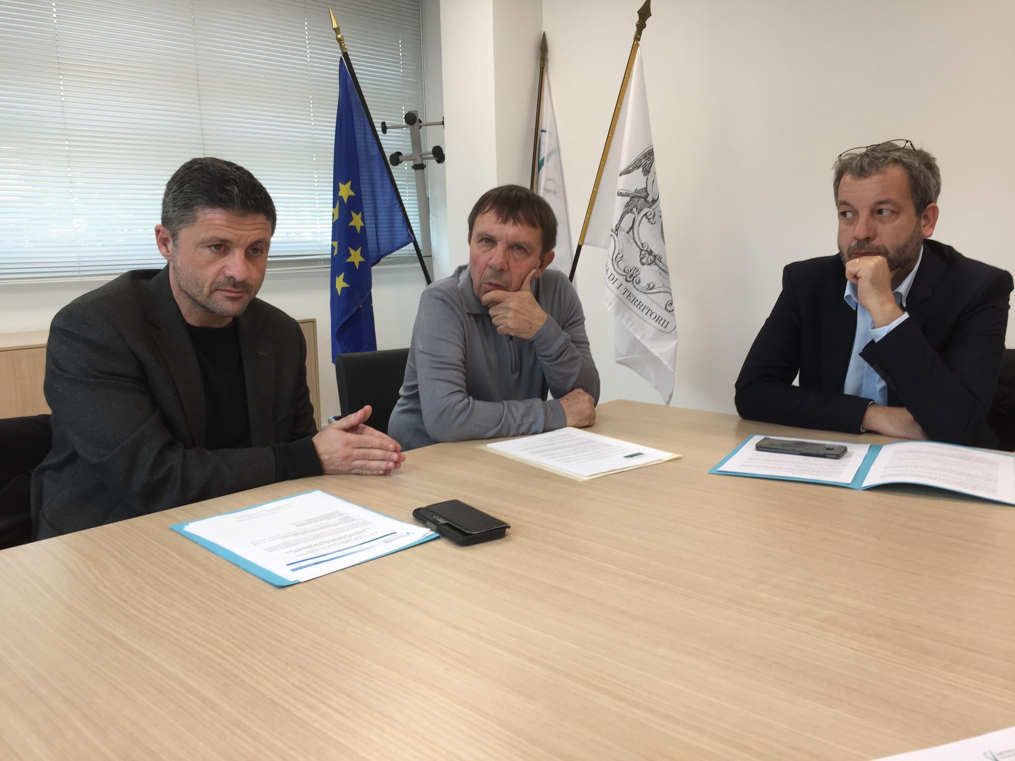 Jean-Félix Acquaviva et François Sargentini ont présenté lundi matin la 4ème édition des Assises de la montagne corse