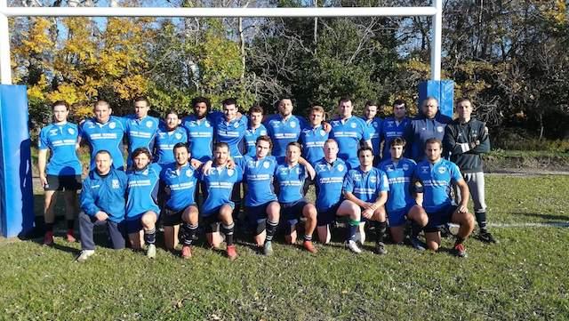Rugby-4e série : bonus défensif au Pradet pour Bastia XV