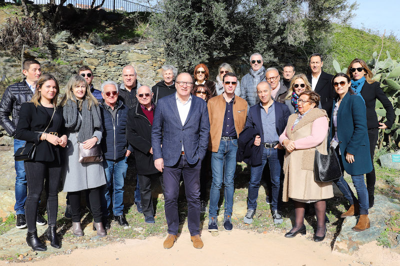 Ville-di-Pietrabugno : Michel Rossi, le maire sortant, a annoncé sa candidature aux municipales