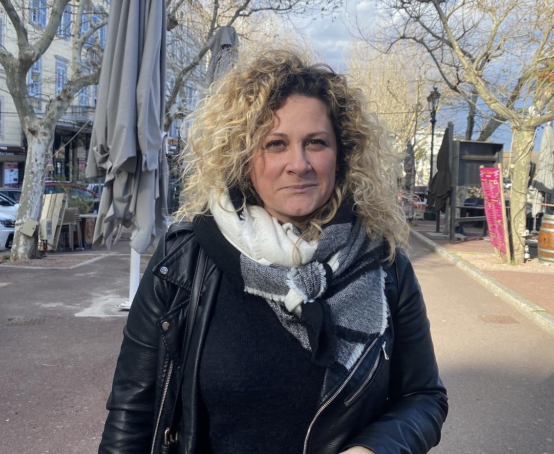 Valérie, 38 ans, Conseillère à Pôle Emploi, résidente de Montesoro.
