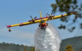 Le feu de Quenza-Solaro qui a parcouru 1100 hectares  désormais contenu