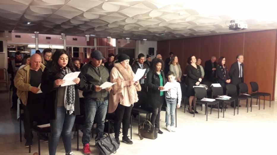 19 nouveaux citoyens français accueillis à la préfecture de Haute-Corse