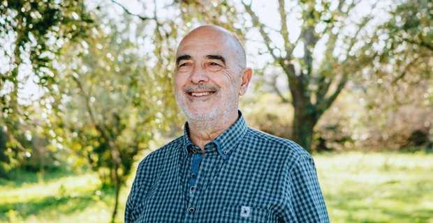 Le Dr Vital Geronimi, candidat à l'élection municipale de Penta-di-Casinca.