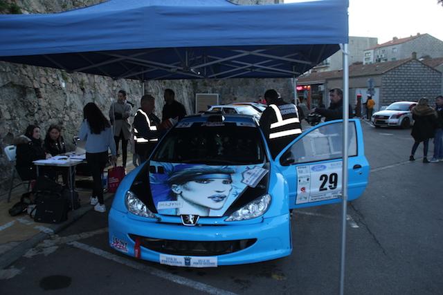 Tout est prêt pour le 6e rallye Portivechju Sud Corse