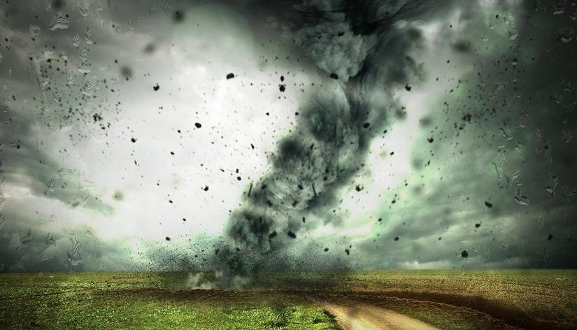 Tempête Ciara en Corse : des rafales jusqu'à 220 km/h attendues entre lundi et mardi